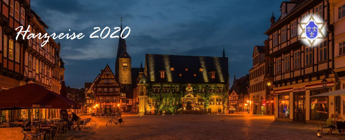 Anmeldung Harzreise